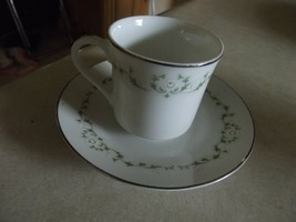 Sheffield demitasse cup and saucer (Elegance) 2 available - $2.92