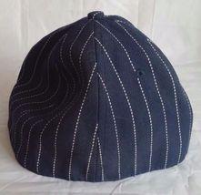 Mens Unique Headwear New York Yankees Striped Logo Baseball Hat XL TNT 59cm 73/8 image 4