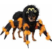 California Costumes Araña Cachorro Perro Animal Mascota Disfraz Halloween - £17.34 GBP