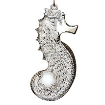 Waterford Crystal 2017 Annual Seahorse Ornament # 40023151 New - $50.49
