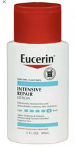 (3 Pack) EUCERIN LOTION INTENSIVE REPAIR 3 Ounce - $13.45