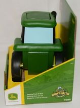 John Deere LP67305 Johnny Tractor Push And Roll Toy 18 Months image 3