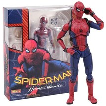 """Spider Man Homecoming 6"""" PVC Action Figure Collectible Model Unique Toy ... - $22.76+"""