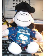 """Peanuts Musical Lucy Plush Doll 9"""" Toy Jingle Bells - $15.88"""