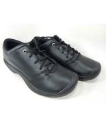 Keen PTC Oxford Size 7.5 M (B) EU 38 Womens Slip Resist Work Shoes Black... - $88.35