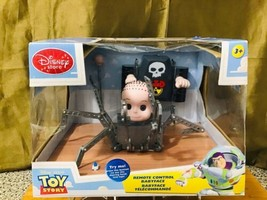 Disney Pixar Toy Story Remote Control Babyface Sid 2013 Extremely Rare/H... - $554.40