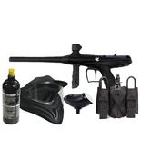 Deluxe Tippmann Black Composite Gryphon Set 20oz tank, goggles, loader, ... - $199.95