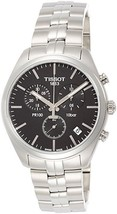 Tissot T1014171105100 Pr100 Mens Watch - Black Dial44; Chronograph - $397.38