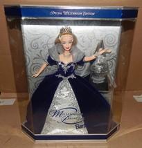 Barbie Millennium Princess 24154 Edition 1999 Happy New Year Mattel NIB ... - $18.99