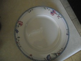 Oneida Blue Lattice dinner plate 1 available - $7.87