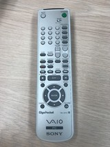 SONY RM-GP4U VAIO PC Remote Control Tested And Cleaned                 S6 - $5.99