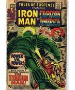 Tales of Suspense #93 ORIGINAL Vintage 1967 Marvel Comics Iron Man Capt ... - $27.90