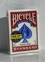 Marked Deck Bicycle Playing Cards Seal Intact Easy Read - $29.99