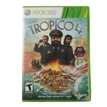 Microsoft Xbox 360 Tropico 4 Video Game (Complete, 2011) - $9.99