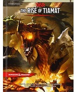 The Rise of Tiamat (D&D Adventure) by Wizards RPG Team - $22.15