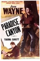 John Wayne and Yakima Canutt in Paradise Canyon 24x18 Poster - $23.99