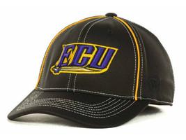 East Carolina Pirates - Tow Ncaa Countdown Team Logo Stretch Fit CAP/HAT - Osfm - $17.09
