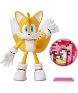 "Sonic The Hedgehog 4"" Tails BENDY JAKKS PACIFIC 2019  - $39.99"