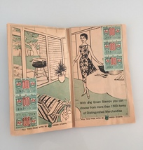 Vintage 50s S&H Green Stamps books image 2