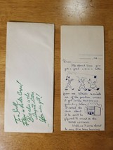 1940s WW II LONGEST LETTER TO AIR CORPS UNUSED - $18.65