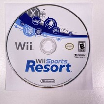 Wii Sports Resort Wii 2009 Family Fun Game Disc Only  - $32.51