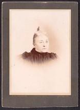 Elizabeth Bradbury Cabinet Photo - Biddeford, Maine - $17.50