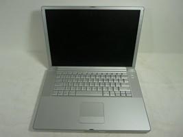 Apple PowerBook G4 A1106 Laptop Doesn't Power On 0-RAM 0-HD AS-IS - $15.83