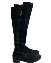 Vince Camuto KELLISI Black Suede Knee High Stretch Boots New Womens Shoe... - £29.53 GBP