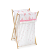 Pink Feather Hamper - $62.98