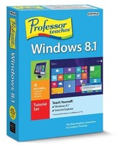 Individual Software Professor Teaches Windows 8.1 - $9.99