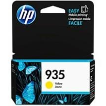 HP 935 Original Ink Cartridge - Inkjet - 400 Pages - Yellow - 1 Each - $20.70