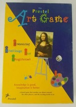 Prestel Art Game Made In Germany Fine Art History Skill (1998) - $14.01