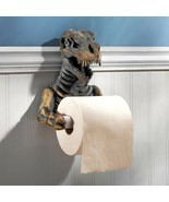 Jurassic Park T Rex Dinosaur Wall Mounted Bathroom Toilet Tissue Paper H... - $39.55