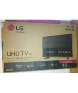 "LG 49UH6100-UH 49"" 49UH61 UHD 4K INTERNAL PARTS - WiFi Speakers T-Con Po... - $5.00"