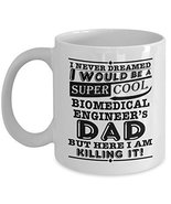 Biomedical Engineer Mug - Biomedical Engineer Coffee Mug - Funny Gifts f... - $14.80
