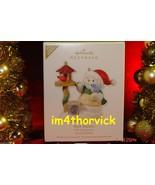 Hallmark 2012 Limited Quantity Snow Buddies 15th Ann Edition Keepsake Or... - $39.99