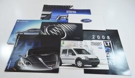 Lot of 8 2008 2009 Ford GM Suzuki Catalogs Brochures Buick Corvette ZR1 ... - $16.99
