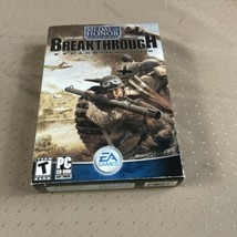Medal of Honor:  Allied Assault -- Breakthrough Expansion Pack (PC, 2003... - $6.04