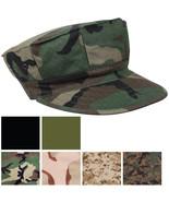 Marines Military Utility Cover 8 Point Fatigue Hat BDU Cap USMC Uniform ... - $10.99