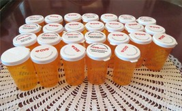 26 Prescription Medicine Pill Bottles Empty Clean 20 Drams Crafts Sewing... - $10.00