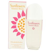 Sunflowers Summer Bloom Eau De Toilette Spray 3.3 Oz For Women  - $23.26