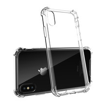 For iPhone XS / XS MAX / XR Crystal Clear Case Transparent ShockProof TP... - $5.97