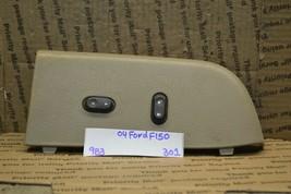 2004-2008 Ford F150 Passenger Side Power Switch Model 4L3T14B132AFW Unit 301-9B3 - $10.39