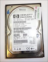 HP 18.2GB Ultra-2 Wide SCSI LVD 80-Pin 3.5-inch HDD D7175-60000