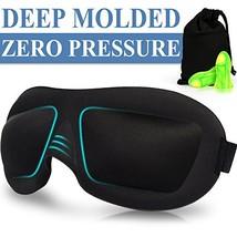 AMAZKER 3D Sleep, Eye Masks for Sleeping with Ear Plug and Carry Pouch C... - €7,98 EUR
