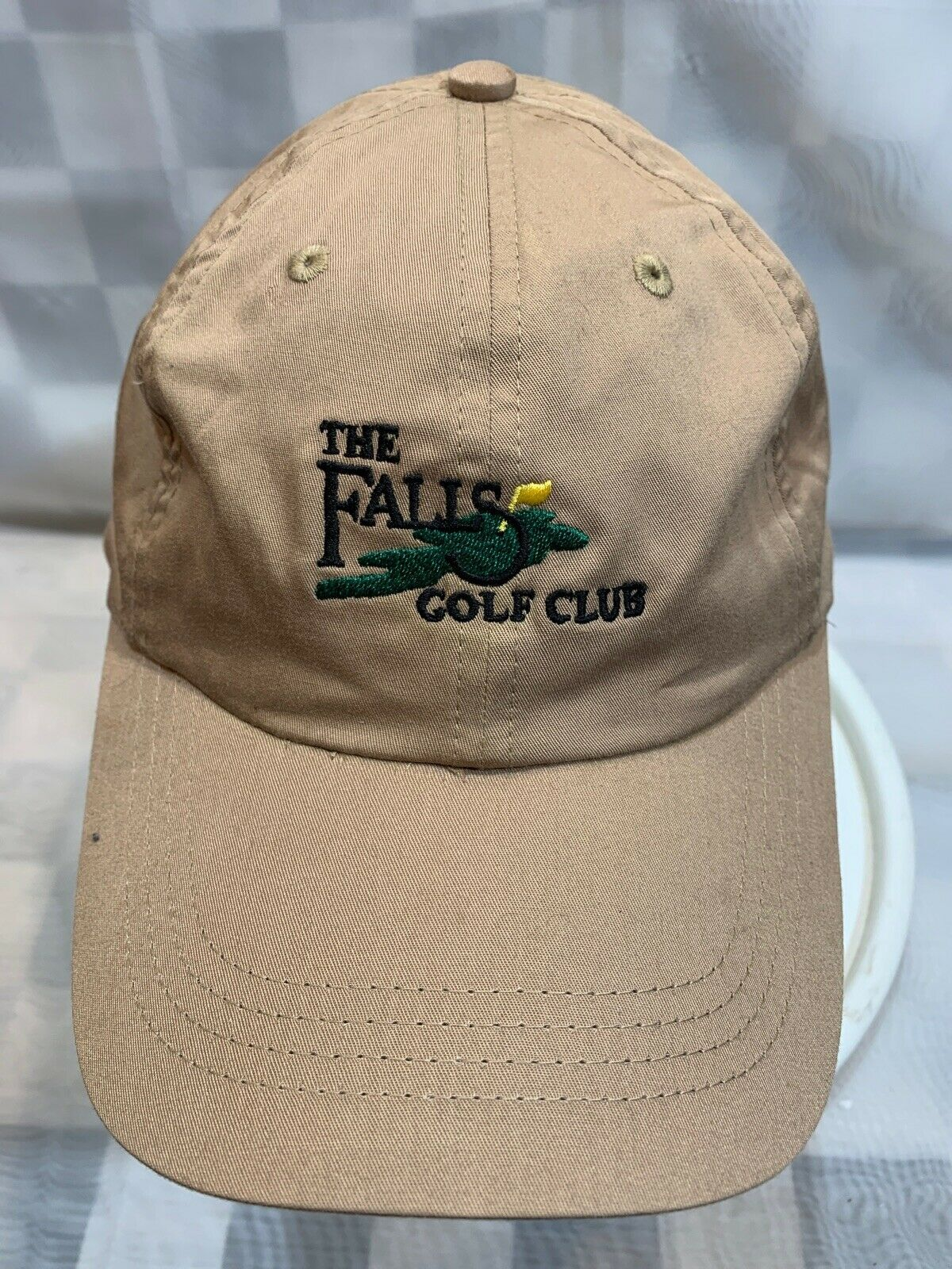Primary image for THE FALLS Golf Course Adjustable Adult Baseball Ball Cap Hat