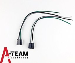A-Team Performance Universal GM 3 Wire Headlight Connector H4 9003 3 Prong Seale