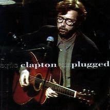 Eric Clapton  ( Unplugged ) CD - $1.98