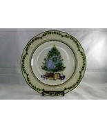 Noble Excellence Holly Tree Salad Plate - $36.53