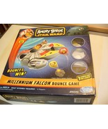 ANGRY BIRDS STAR WARS MILLENIUM FALCON BOUNCE GAME  HASBRO - $5.49